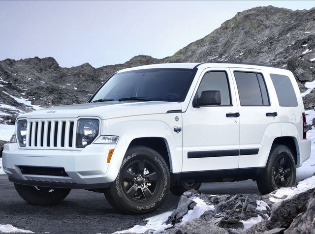 Jeep Liberty Review Pricing And Specs