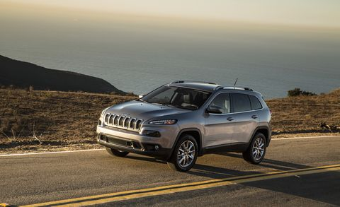 Jeep Recalls 2014 Cherokee Again for ZF Nine-Speed ...