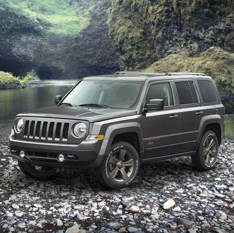 2017 jeep® patriot 75th anniversary edition
