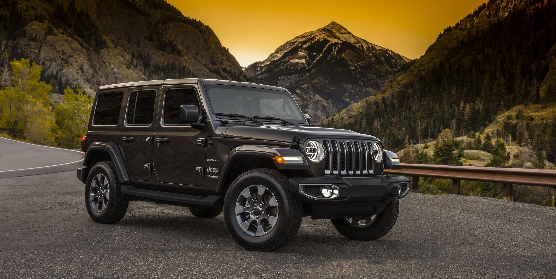 2018 Jeep Wrangler: First Official Photos