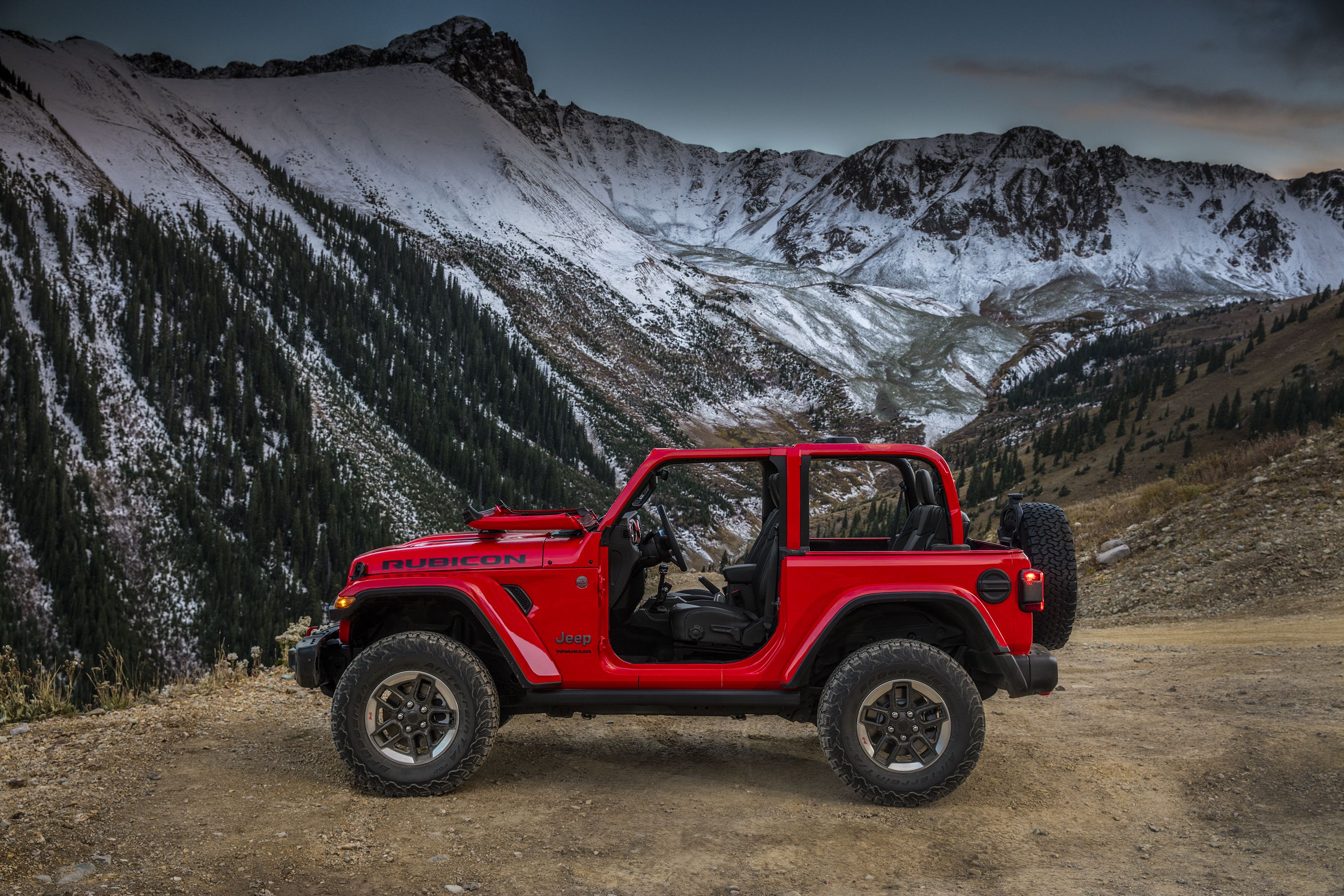 2018 Jeep Wrangler Everything We Know & 2018 Jeep Wrangler News Price Release Date - Details on the New JL