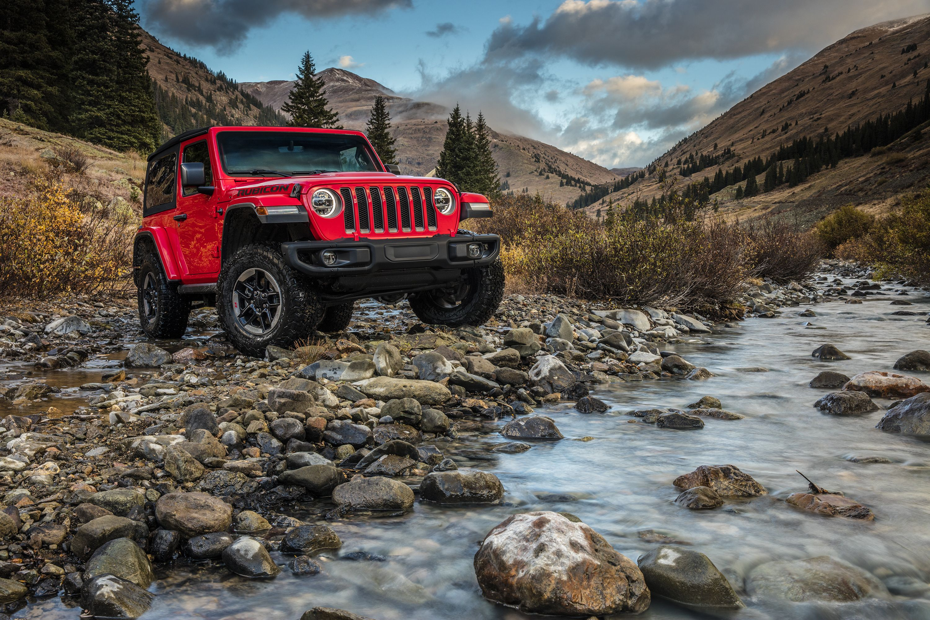 You Must Buy This Jeep Wrangler