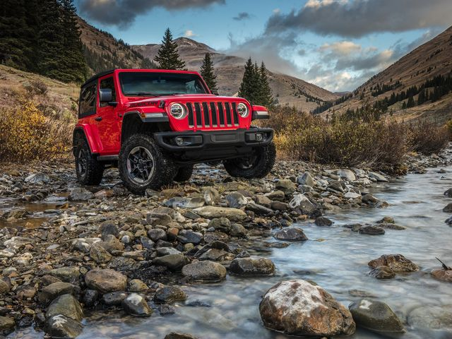 2018 Jeep Wrangler Review Road Test Price For The 2018 Jl