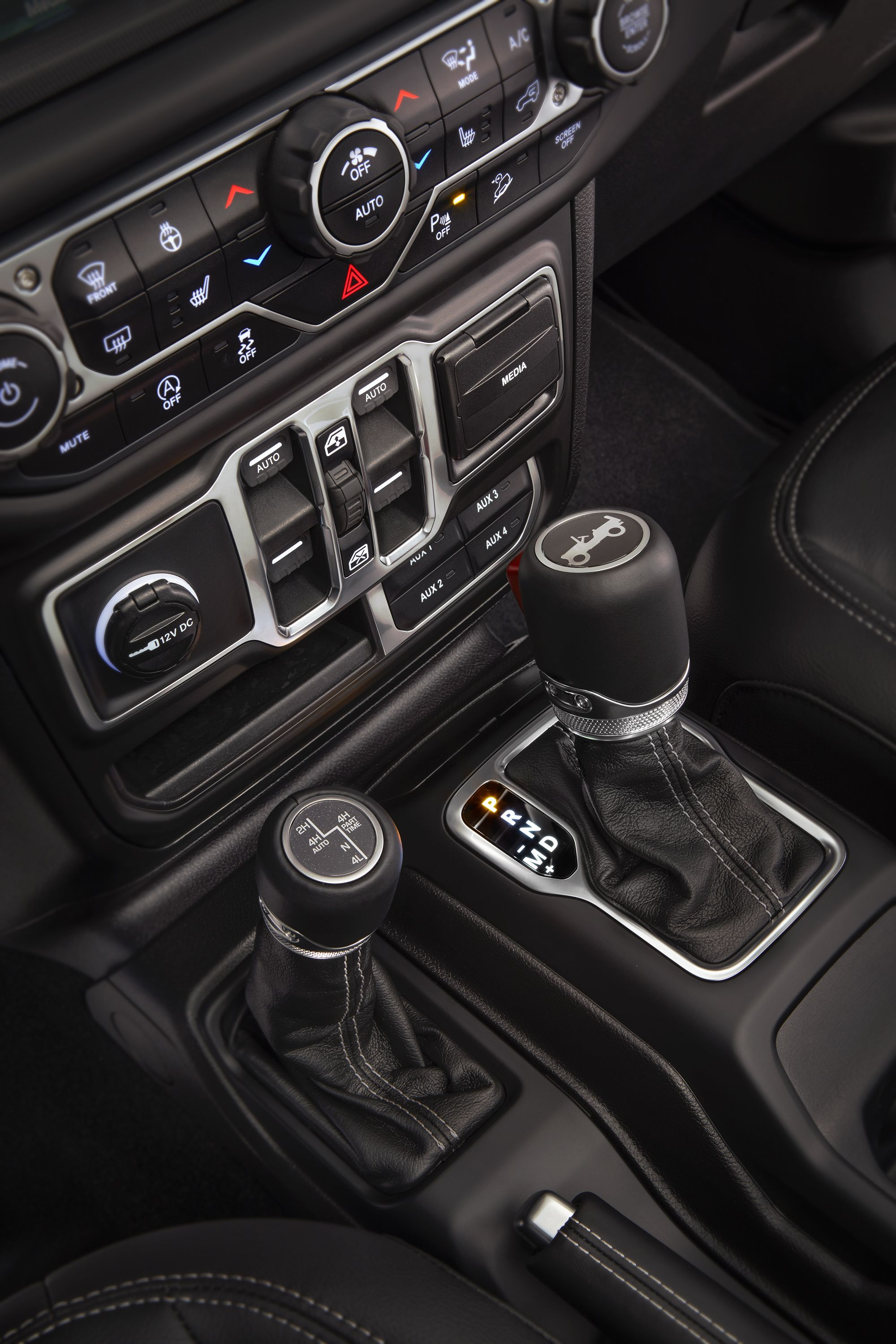2018 Jeep Wrangler Official Specs From La Auto Show 2017