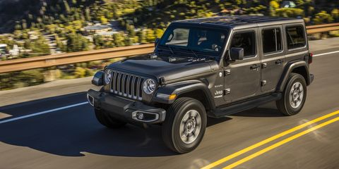 Nhtsa Investigating 2018 2019 Jeep Wrangler Over Frame