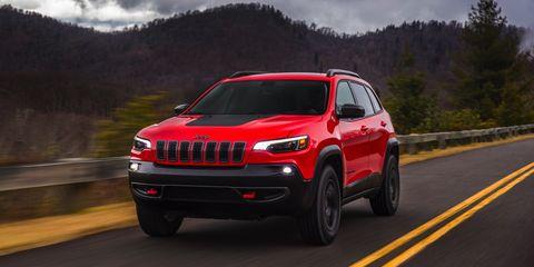 Land vehicle, Vehicle, Car, Regularity rally, Compact sport utility vehicle, Automotive design, Jeep, Sport utility vehicle, Jeep cherokee, Sky,