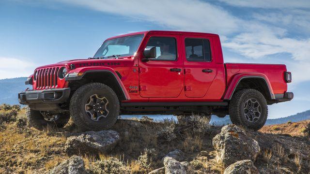 2020 jeep® gladiator rubicon ecodiesel option