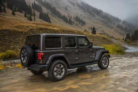 2020 Jeep Wrangler Unlimited Will Get A Diesel V 6