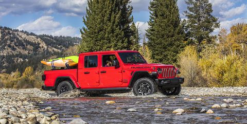 2020 Jeep Gladiator First Photos Info Specs Jeep Wrangler Pickup