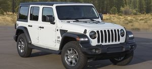 2020 Jeep WranglerFreedomEdition