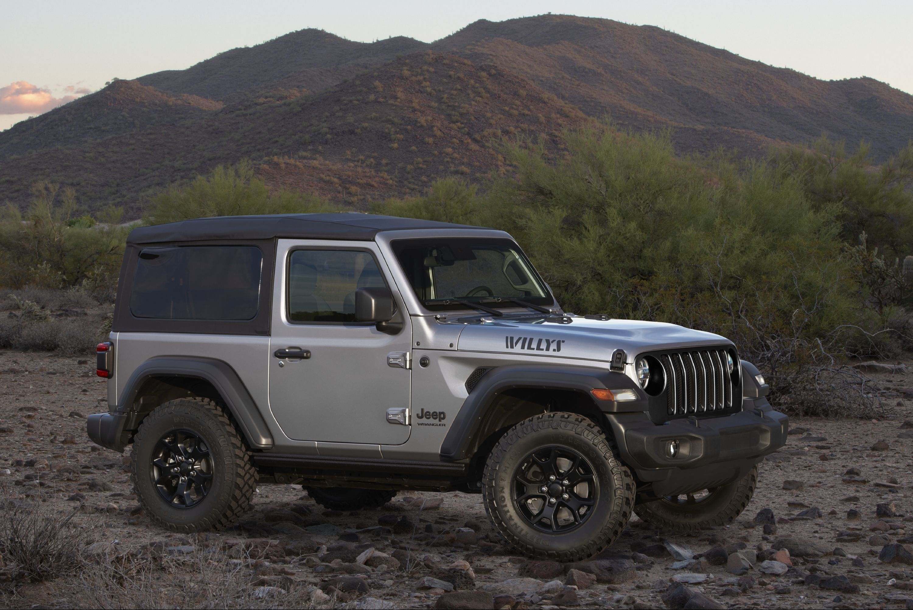 2020 Jeep Wrangler Brings Back Willys Name And Adds Black Tan Edition