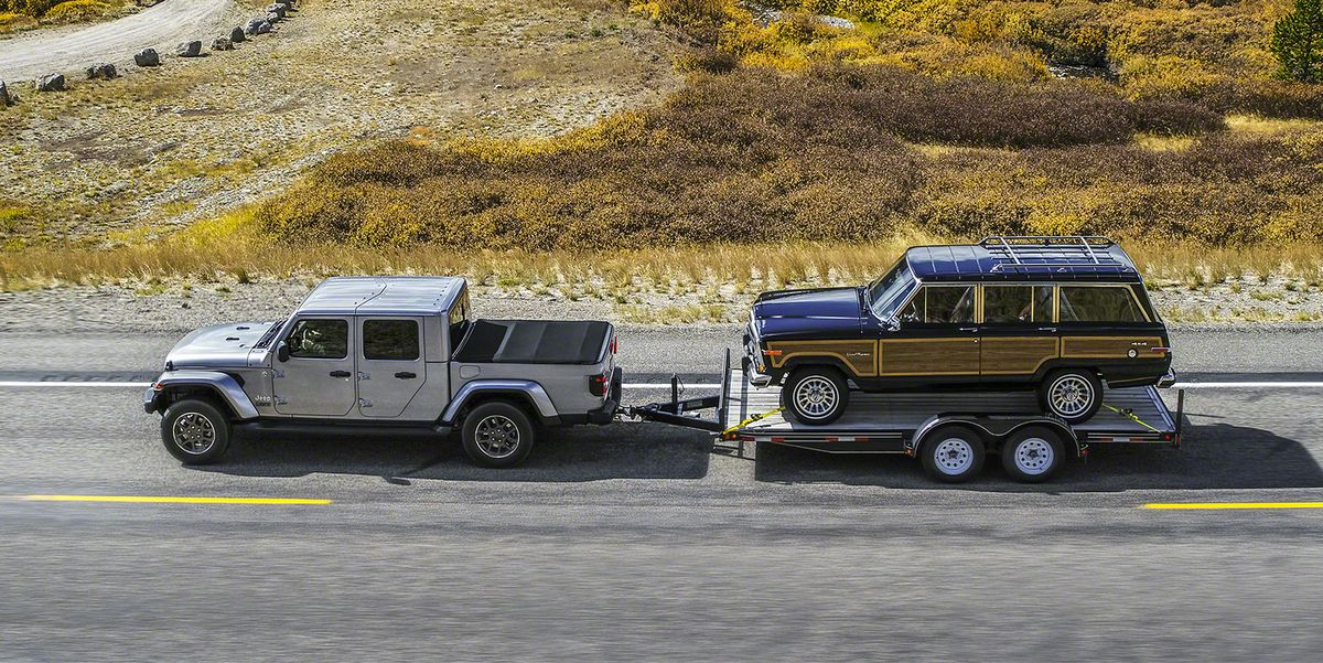2020 Jeep Wrangler Pickup News Photos Price Release Date What We Know About The New Truck Gladiator