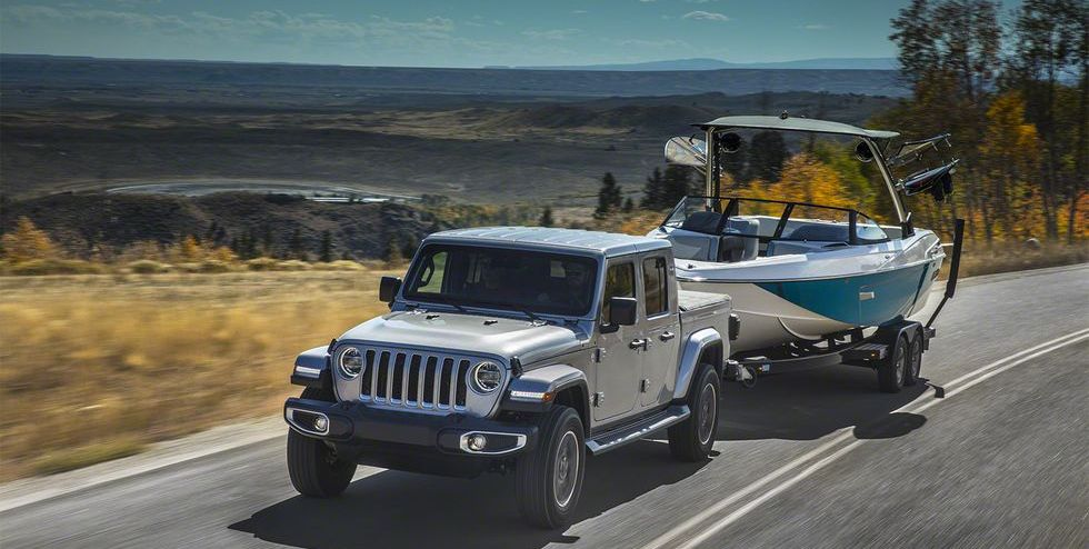 2020 Jeep Gladiator Towing - Jeep Wrangler Pickup Diesel ...