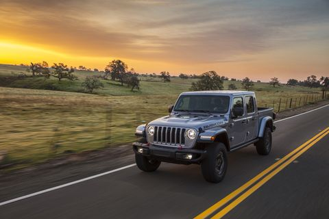 2020 Jeep Gladiator Review Price Specs Performance Of Jeep