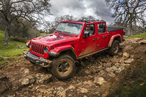 2020 Jeep Gladiator Review - Price, Specs, Performance of ...