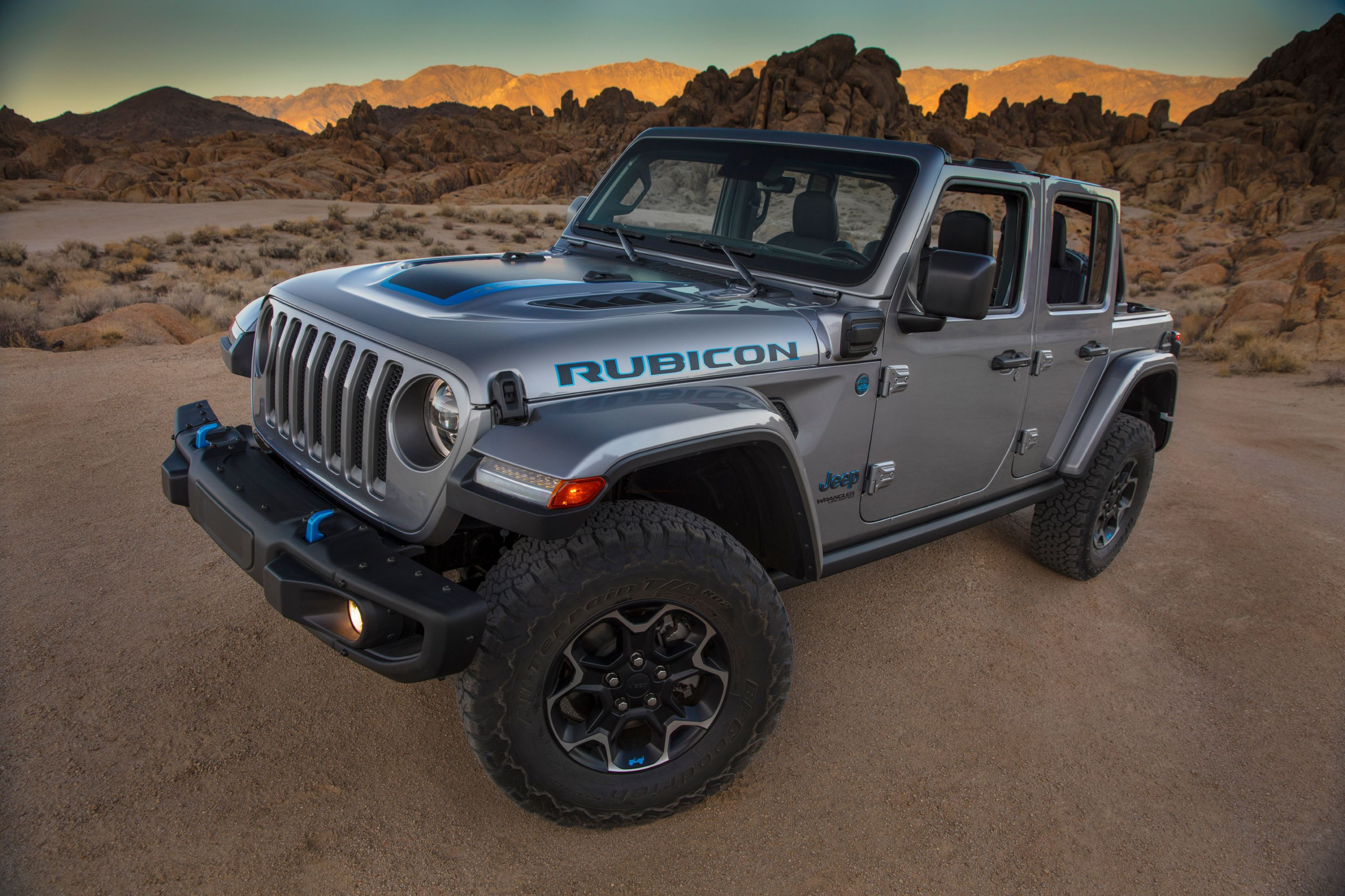 The Hybrid Jeep Wrangler 4xe Is The Most Powerful Wrangler Yet