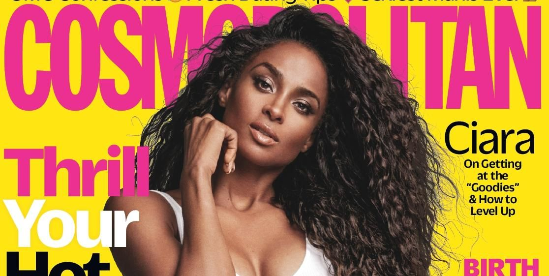 Ciara Covers Our November Issue and Talks Trolls, Her Unshakable Ambition, and How Destinys Child Inspired Her