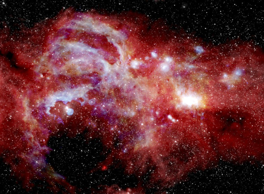 NASA Snaps the Most Detailed Image of the Milky Way's Center