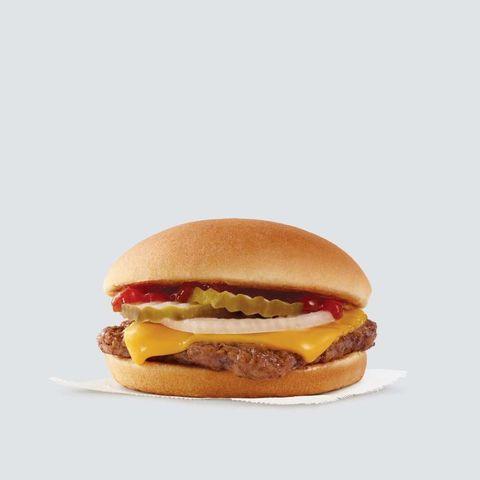 Food, Hamburger, Dish, Fast food, Cheeseburger, Breakfast sandwich, Cuisine, Veggie burger, Ingredient, Slider,