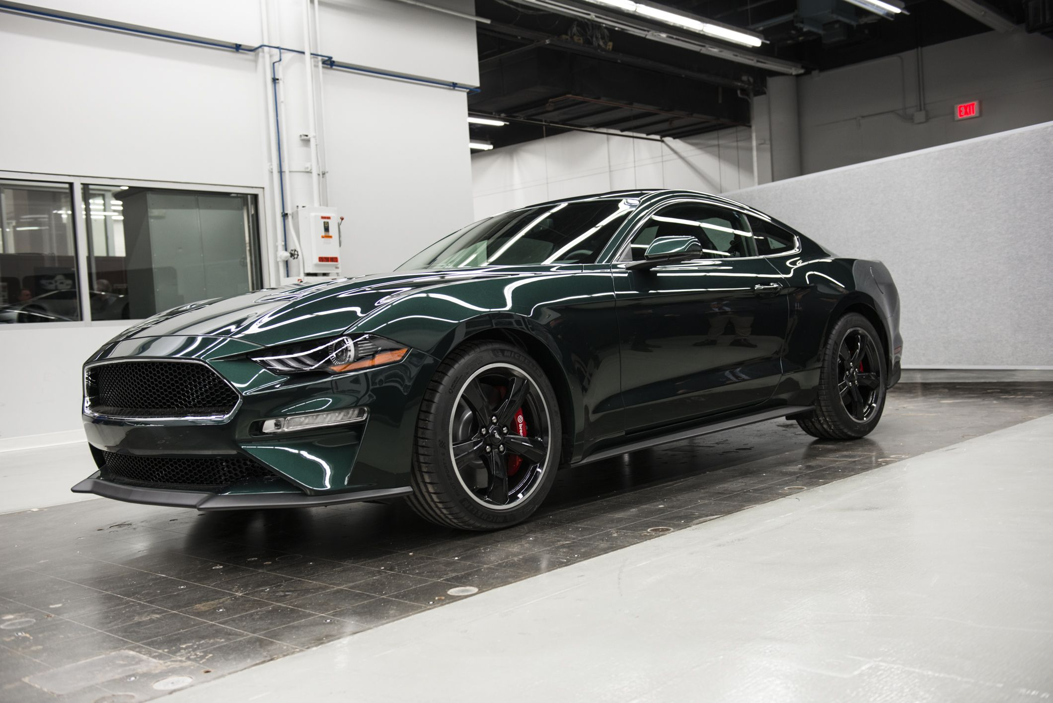 2019 ford mustang bullitt revealed new mustang bullitt specs