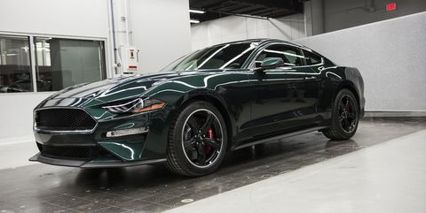 How Much Does It Cost To Paint A Car >> 2019 Ford Mustang Bullitt Revealed! - New Mustang Bullitt Specs, Price and Photos