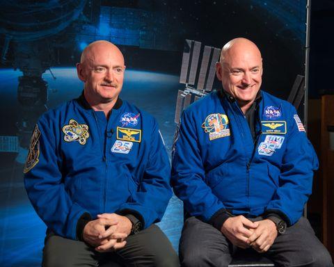mark scott kelly space twins