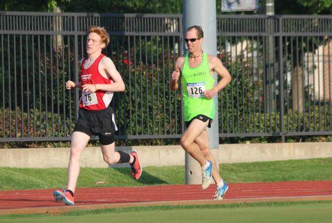 Texas Man Has Run Sub-5:00 Mile 38 Years in a Row