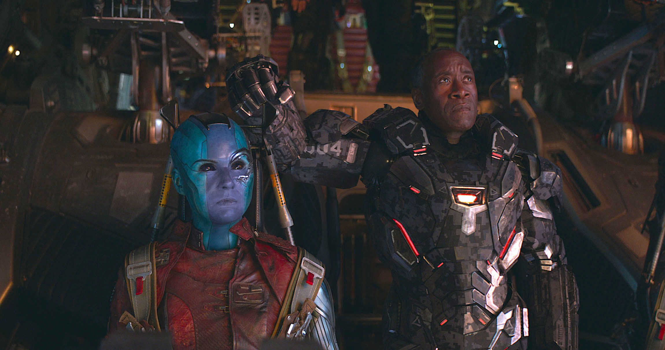 In Avengers: Endgame, What's the Deal With the Post-Credit Scene?
