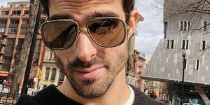 Juan Betancourt instagram gafas de sol polaroid