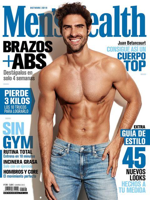 juan betancourt portada octubre men's health
