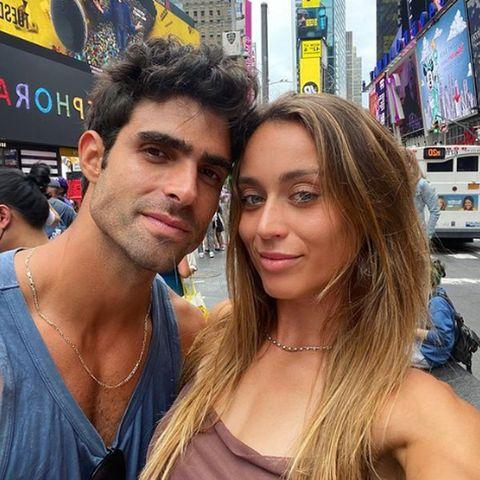 paula badosa y juan betancourt confirman su relación