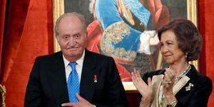 Juan Carlos cumpleaños