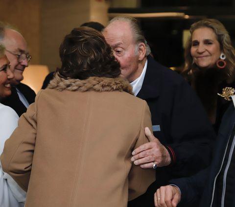 Infanta Elena, Rey Juan Carlos, Rey Juan Carlos Sanxenxo, Sanxenxo