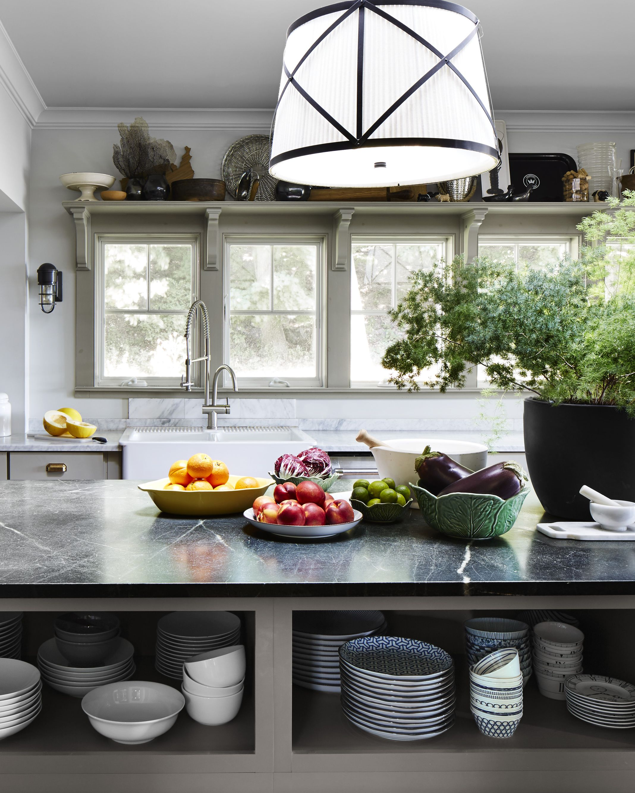 24 Unique Kitchen Storage Ideas