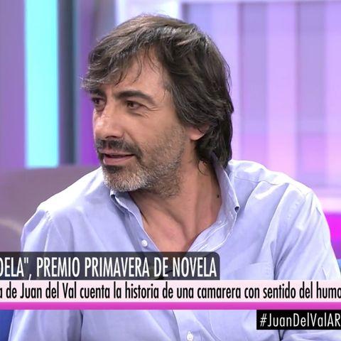 Juan del Val quiere concursar en Supervivientes