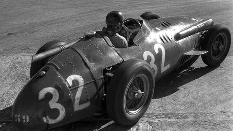 Juan Manuel Fangio, Grand Prix Of Monaco