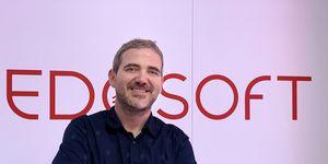 Juan Vera, director ejecutivo de Edosoft