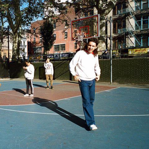 Sport venue, Sports, Tree, Team sport, Recreation, Leisure, Basketball court, Games,