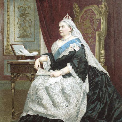 queen victoria painting of her children