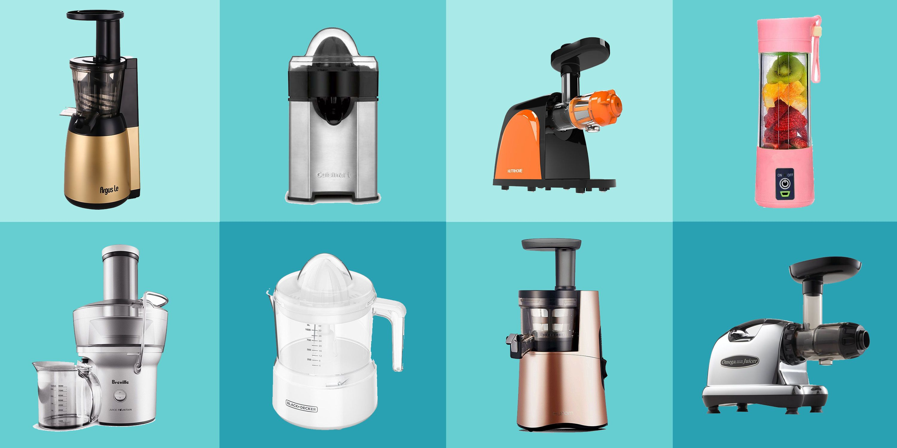 10 Juicers That'll Help You Live Your Healthiest Life