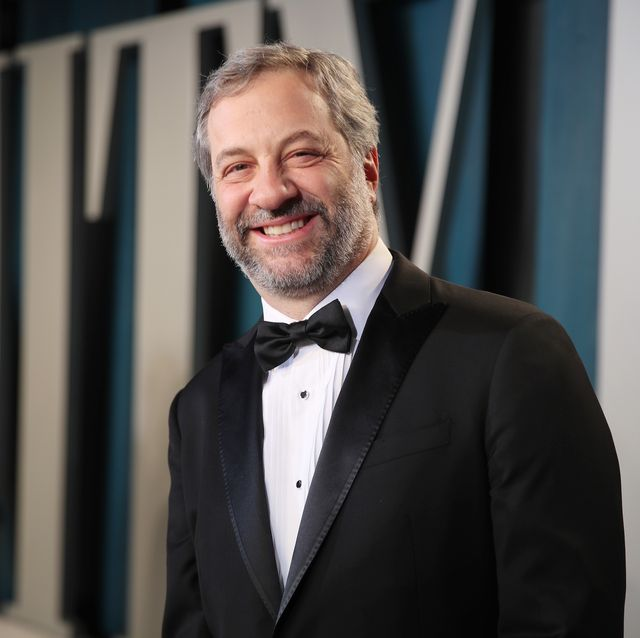 beverly hills, california   february 09 judd apatow attends the 2020 vanity fair oscar party hosted by radhika jones at wallis annenberg center for the performing arts on february 09, 2020 in beverly hills, california photo by rich furyvf20getty images for vanity fair
