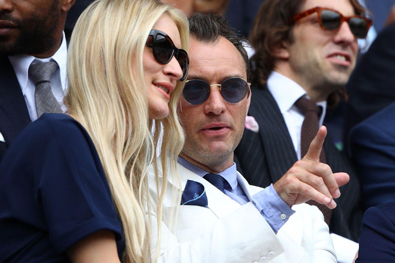 Matrimonio In Segreto : Jude law news il matrimonio con philippa coan