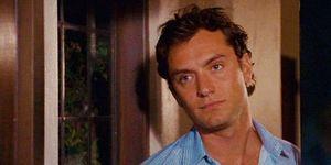 Jude Law - 12 redenen waarom Jude Law's personage in The Holiday fantastisch is