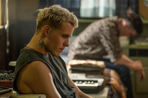 Josh Dylan como Jude McGregor, Noughts and Crosses