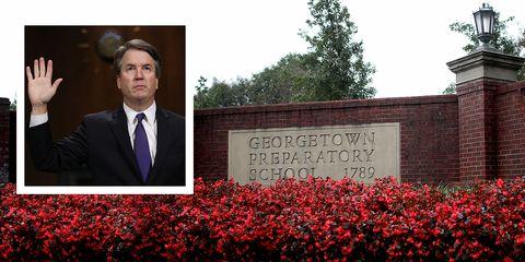 Brett Kavanaugh / Georgetown Prep