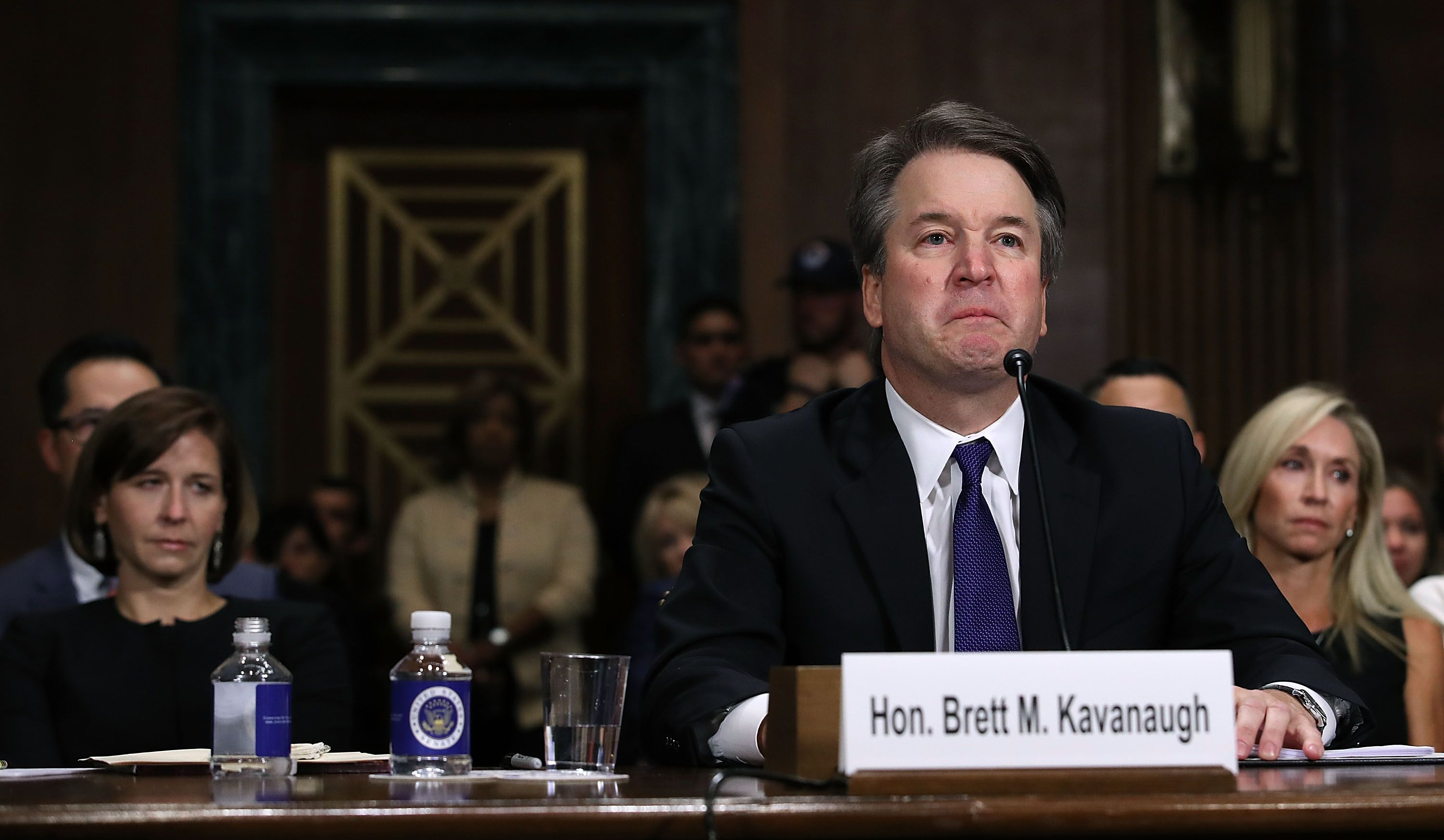 eb2be0f8fc4 Full Transcript of Brett Kavanaugh s Hearing Opening Statement