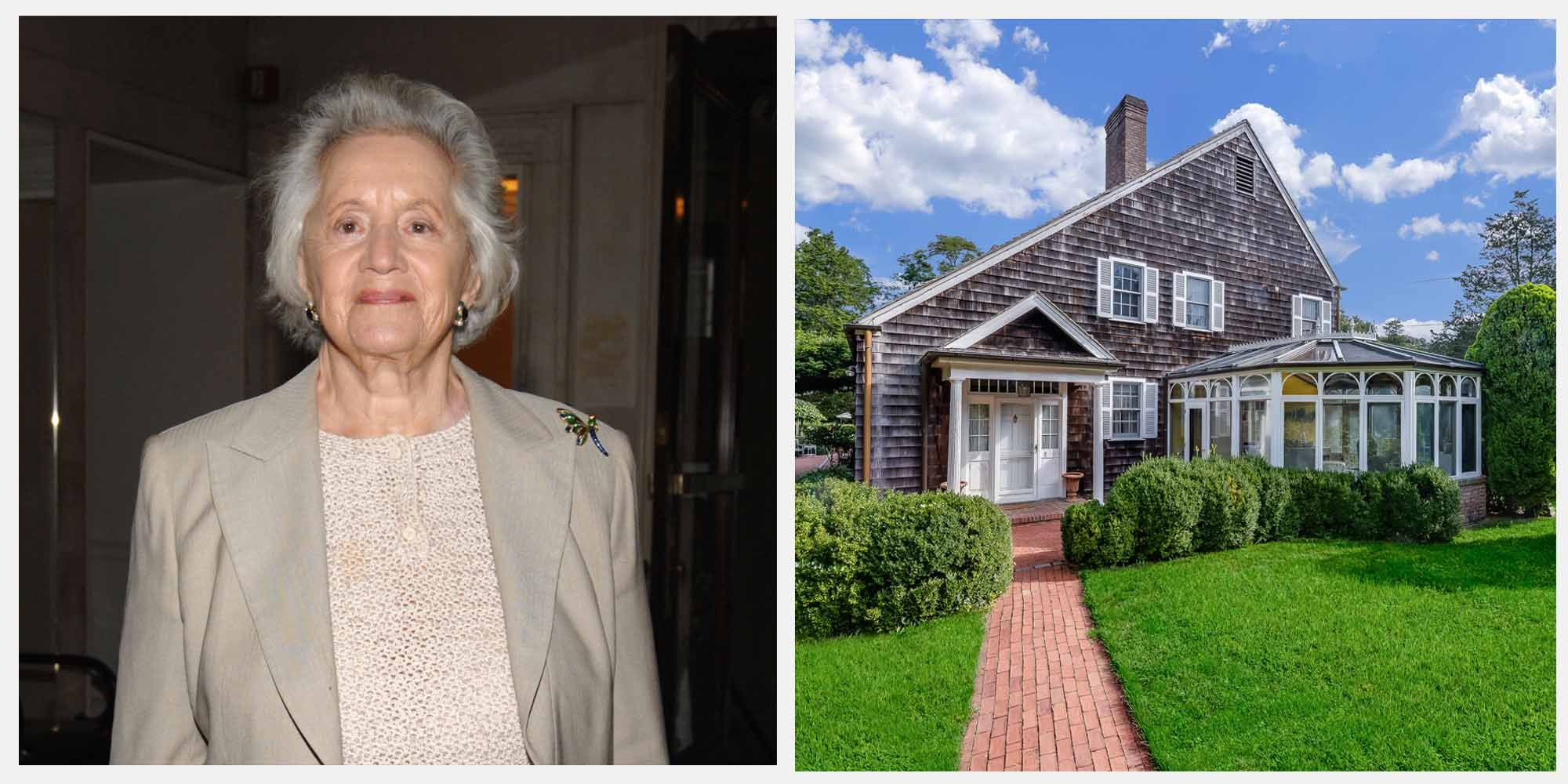 Judith Leiber's East Hampton Estate Is on the Market for $3.9 Million