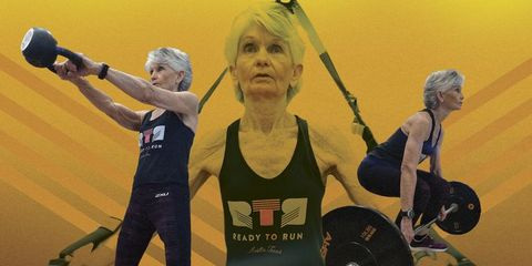 Why This Powerlifting 73-Year-Old Ultrarunner Wants You to Hit the Gym, Too