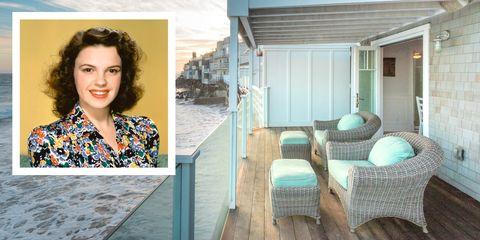 Judy Garland Beach House