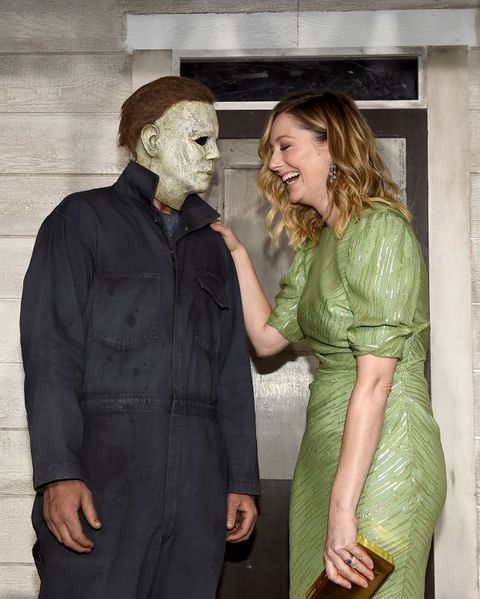 """premiere of universal pictures' """"halloween""""   red carpet"""
